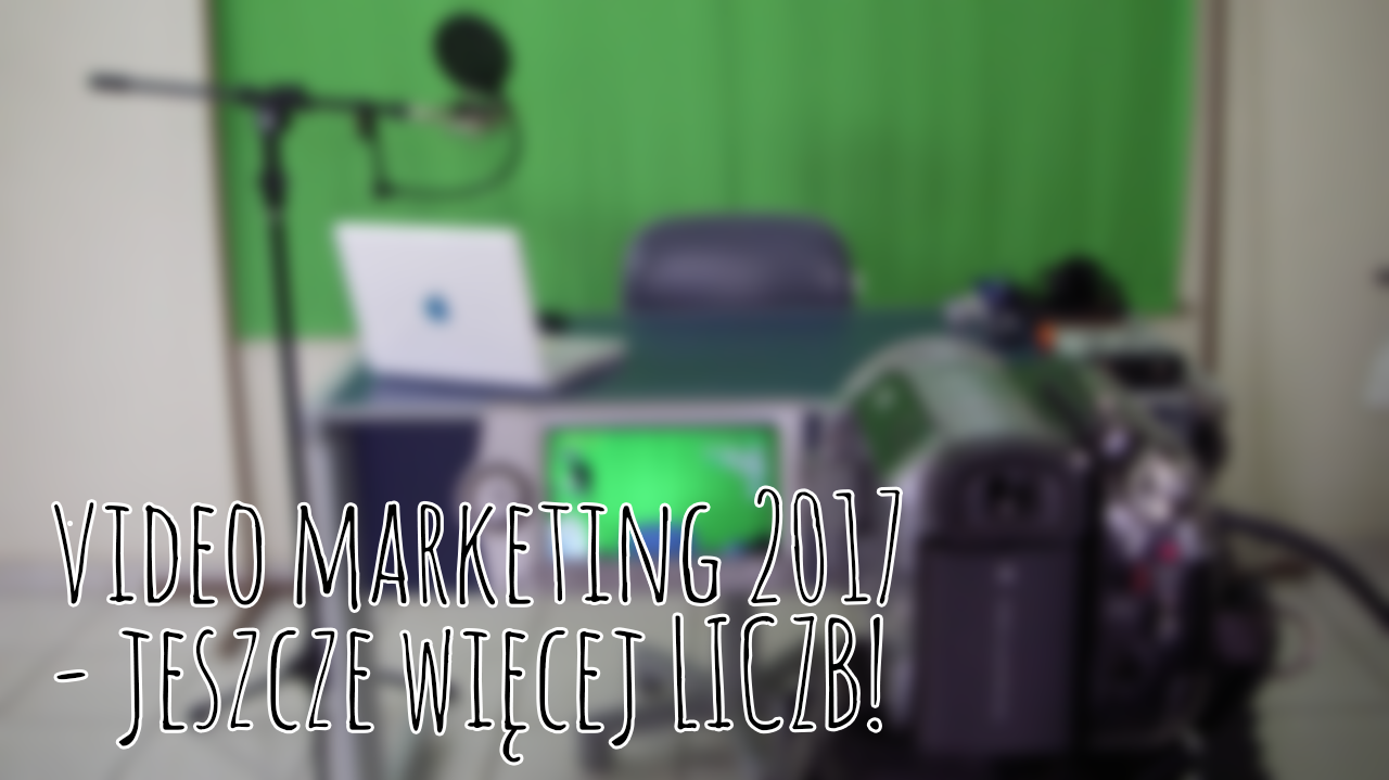 wideo marketing liczby