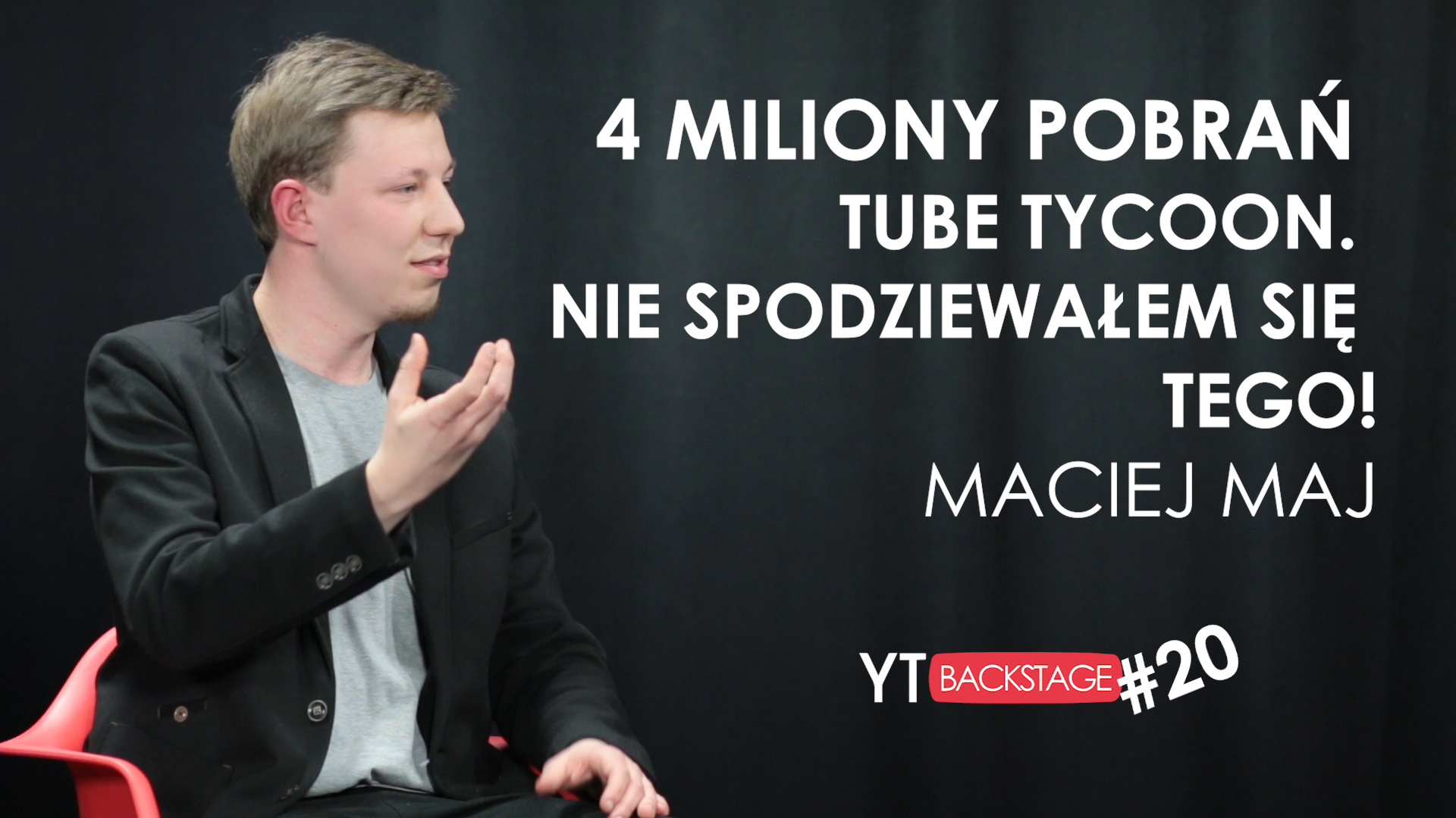 Tube Tycoon Maciej Maj